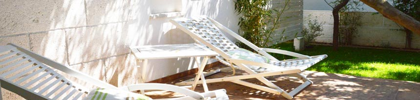 Studio S3 terrace and garden